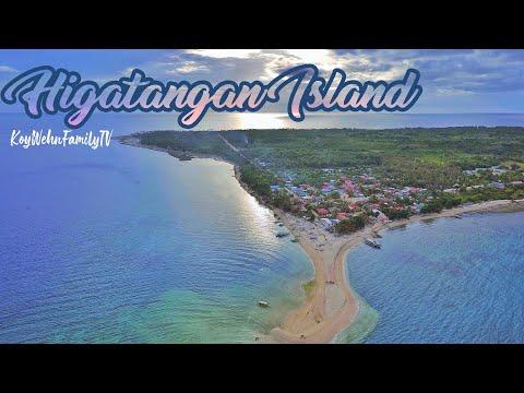 Higatangan Island, Biliran (Shifting Sandbar)