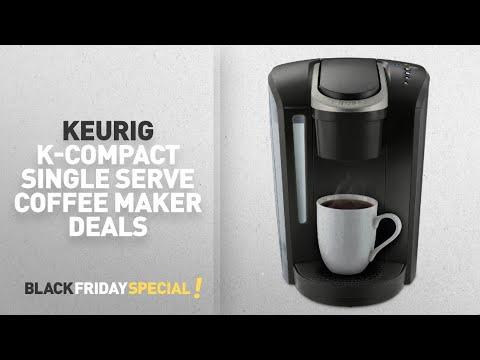 Keurig® K-compact Single Serve Coffee Maker Deals | Amazon Black Friday