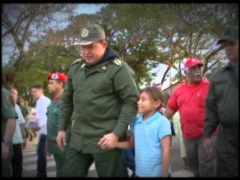 Chávez, alegría del pueblo