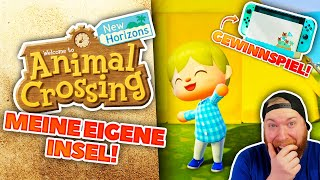 Meine EIGENE INSEL! 🏝 01 • Let's Play ANIMAL CROSSING NEW HORIZONS