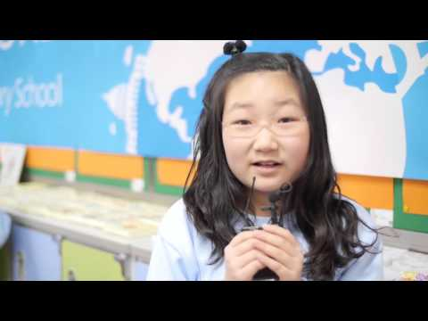 Skype a Thon Korea (Daegu Hansol Elementary School)