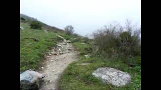Asia Tour in Kyrgyzstan. Cycling, Free Climbing, Camping and Hiking in Mountains of Kyrgyzstan.