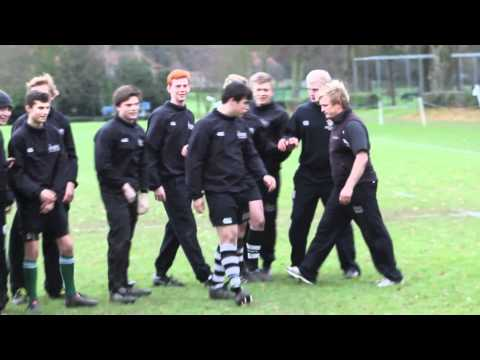 GRESHAMS SCHOOL SPORTS PERSONALITY OF THE YEAR TRAILER- WOODY ENTERTAINS 2012