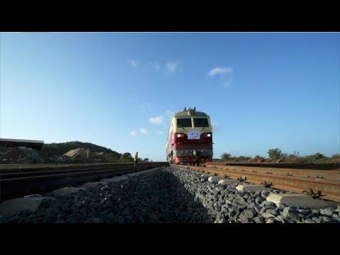 'Road to Prosperity' episode 6: Kenya's new railway heralds new era of China-Africa cooperation