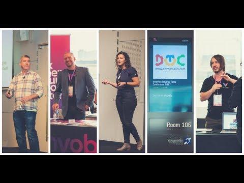DevOps Talks Conference, Melbourne, March 22-23, 2018
