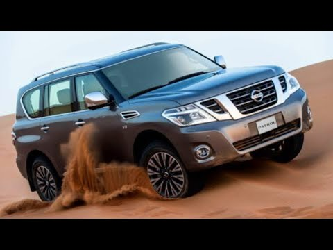 2018 nissan patrol platinum v8 edition review youtube. Black Bedroom Furniture Sets. Home Design Ideas