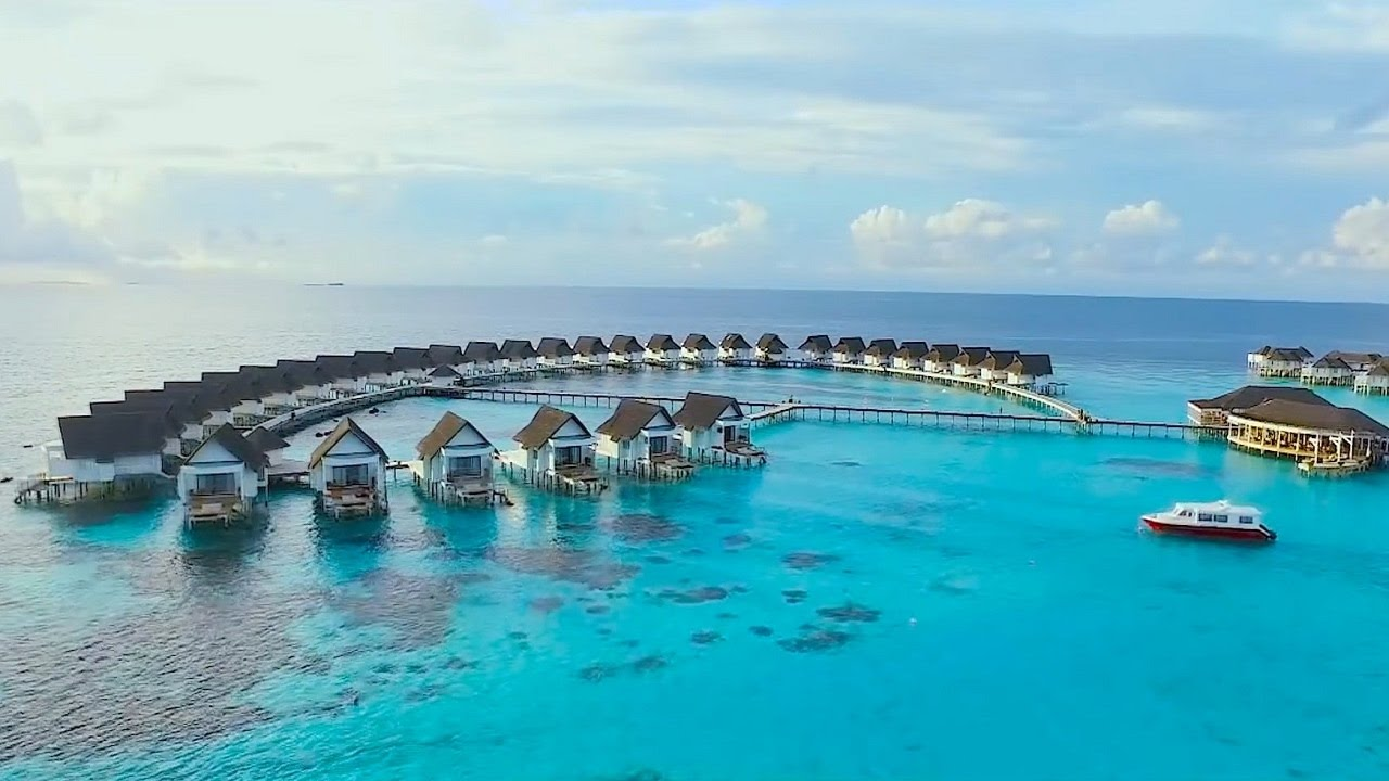 Centara Grand Maldives Water Villa