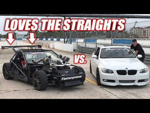 Leroy LOVED Sebring! (HE ACTUALLY TURNS!!!!) + Bonus Burnout