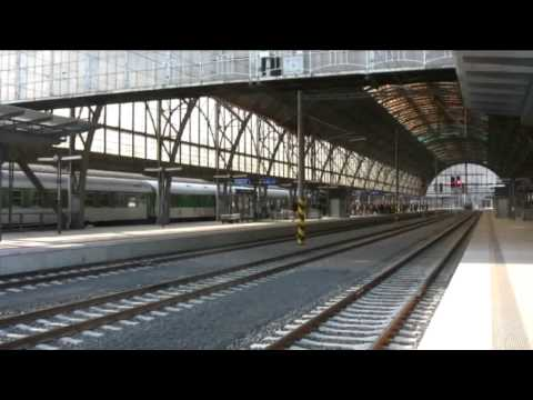 Eastern Europe by Train