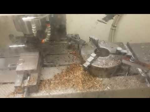 Daily chatter 3 -Milling tool steel, Coromill 745 and truck