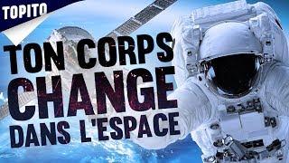 Top 6 des trucs qui changent dans ton corps quand tu vas dans l'espace, t'es pas prêt d'y aller