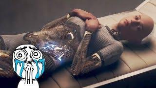 5 Alasan Kenapa Pria Sekarang Lebih Pilih ROBOT Dibanding Cewek 'Beneran' MP3