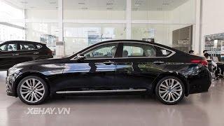 XEHAY.VN Hyundai Genesis sedan 2016 p lng ly gi 2,5 t ti H Ni смотреть
