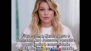 Olivia Holt grava vídeo em apoio à comunidade LGBT (Legendado)