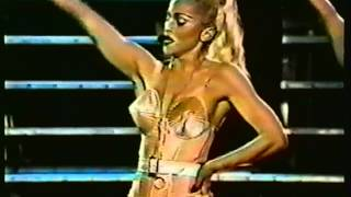 MADONNA Blond Ambition Tour in New York City Fox 5 'News' Report