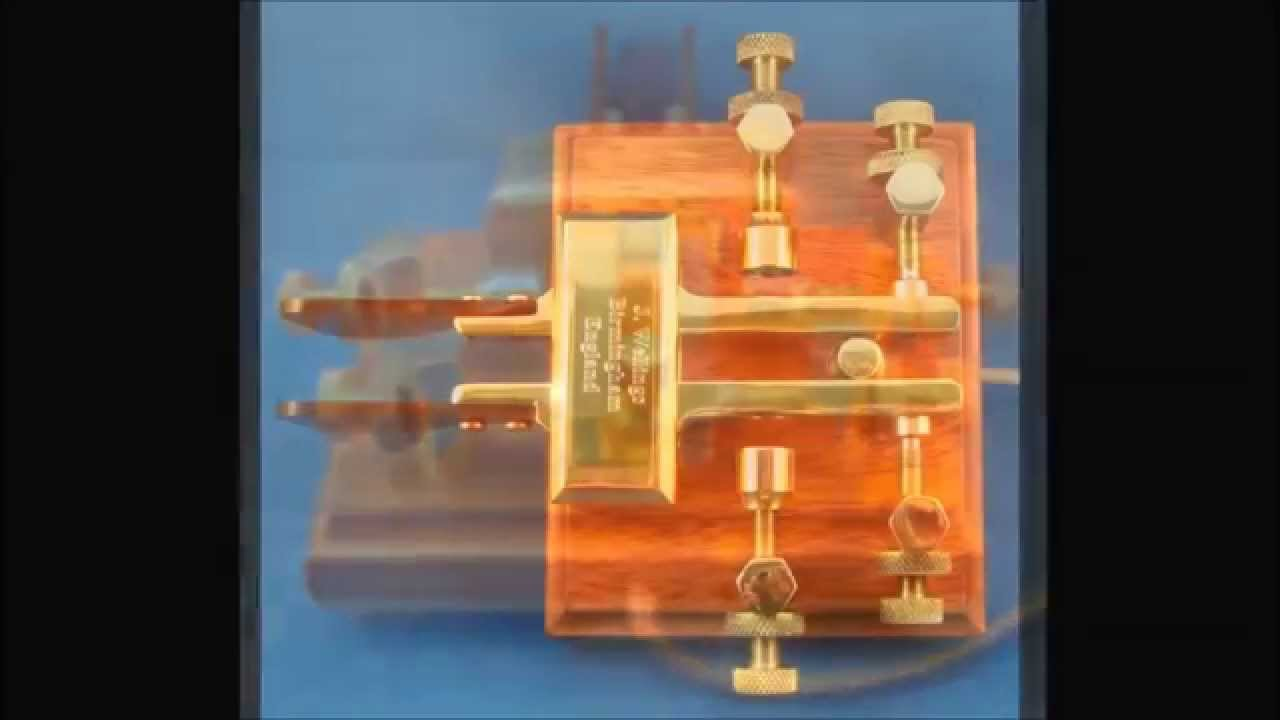 My Handmade Morse Keys