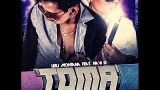 Liru Montana Feat Navi G - Toma (440 Studioz JStar)