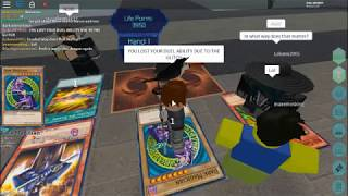 Roblox Yugioh dimension duels trolling|| Part 2