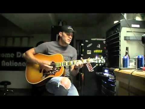 Country Must Be Country Wide by Brantley Gilbert (cover) Travis Gibson