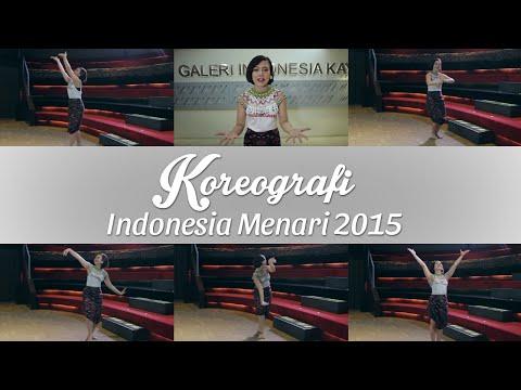 Koreografi Indonesia Menari 2015