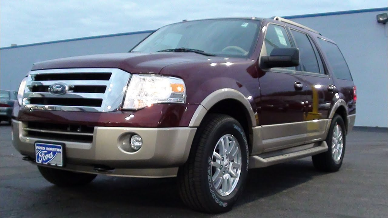 Mvs 2012 ford expedition xlt premium youtube