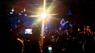 Of Mice & Men - Second & Sebring 01/14/13 Sacramento live
