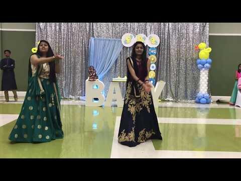 Baby Shower Dance 2018 Easy Steps | Dil Se Bandhi Ek Dor | Malhari | Gallan Goodiyan