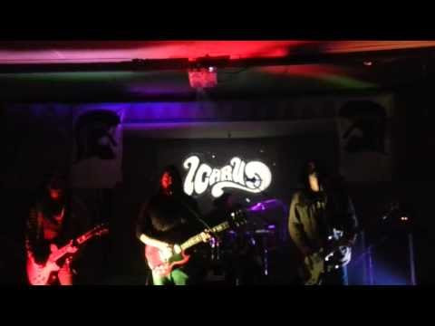 Icarus Gasoline - Lo Desaparecido / Radio (La Factoria, Punta Arenas 08.01.2013)