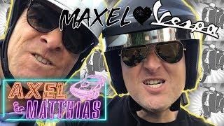 2 Männer, 1 Vespa | Axel & Matthias
