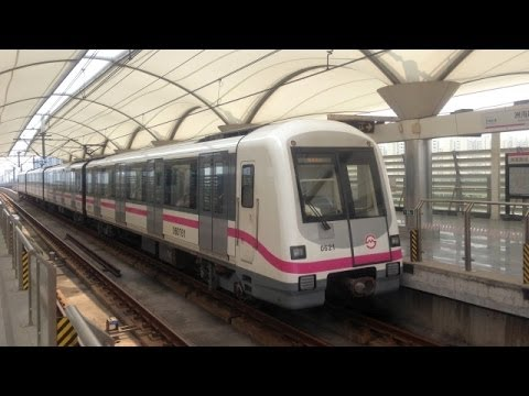 Shanghai Pudong Light Railway (Metro Line 6)