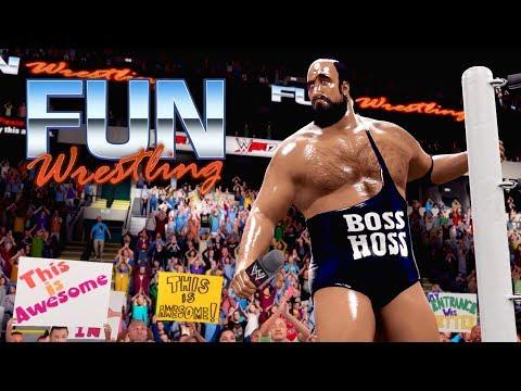 TOP-NOTCH SUPERTEAM'S QUEST FOR GOLD! FUN WRESTLING EPISODE 29 LIVE! (WWE 2K17 Gameplay)