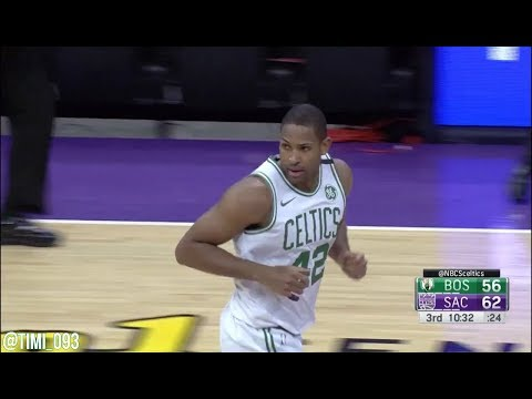 Al Horford Highlights vs Sacramento Kings (14 pts, 5 reb, 8 ast) - 동영상