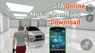 Gta Online Android Fan Made Download