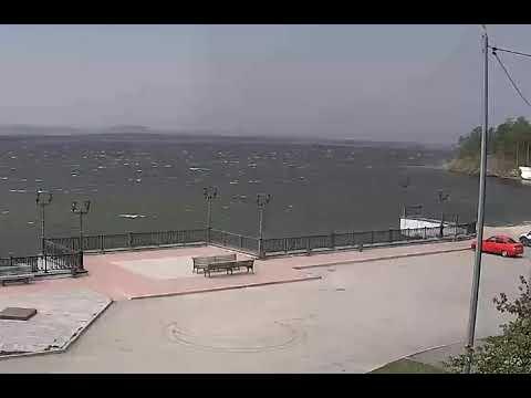 На Озёрск надвигается буря. 31.05.2019