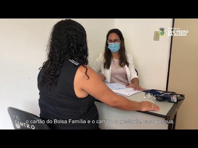 PREFEITURA INFORMA #8 | Pesagem de beneficiários do Programa Bolsa Família