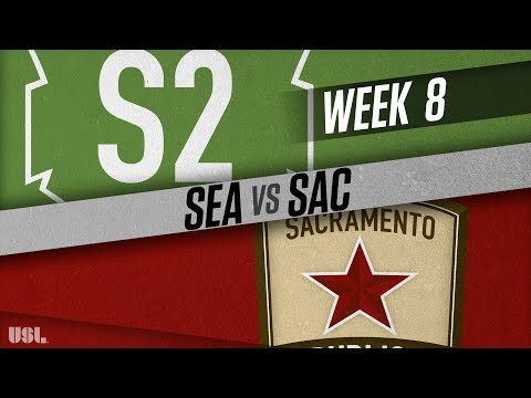 Seattle Sounders FC 2 vs Sacramento Republic FC: May 6, 2018