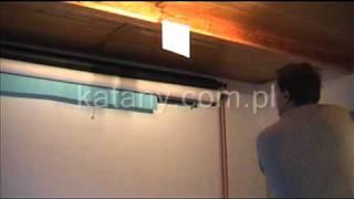 katany.com.pl - cięcie kartki papieru - katana 1095S
