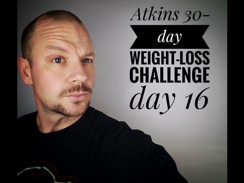 Atkins diet phase 1 ( day 16)