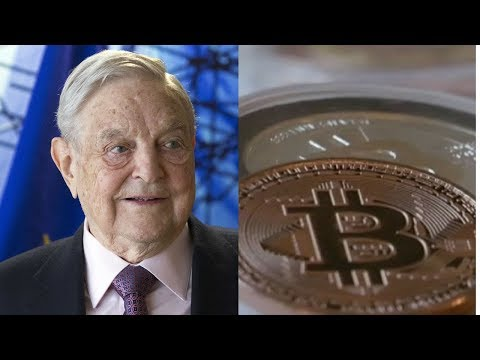 Billionaire George Soros may be preparing to invest in cryptocurrency