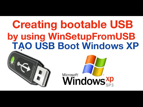 winsetup from usb xp