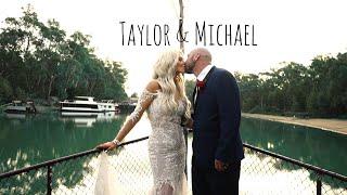 Taylor & Michael's Wedding Highlight: Tindarra Resort & Wedding Reception, Moama