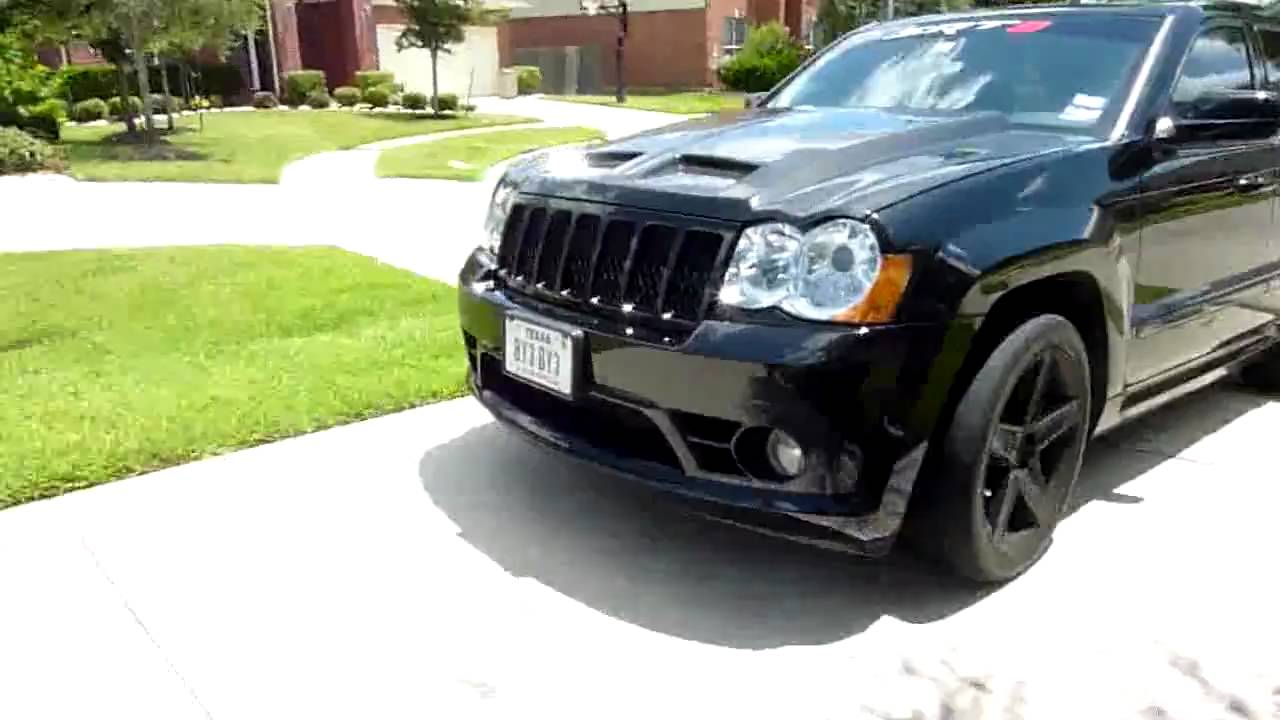 2009 Jeep SRT8 TransferCase Problem  YouTube