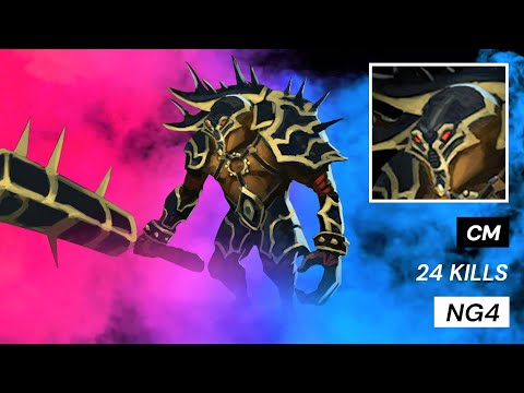 HoN Pro Armadon Gameplay - NG4 - Diamond
