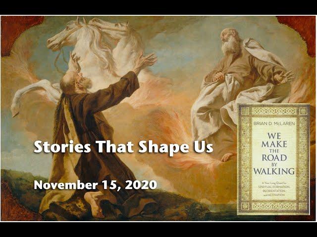 Stories That Shape Us