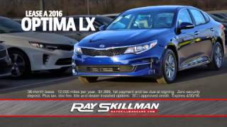 Kia Pay Less at Ray Skillman West