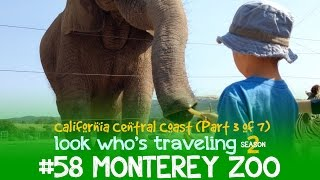 National Steinbeck Center & Monterey Zoo (Things to do in Salinas with Kids): Look Who's Traveling