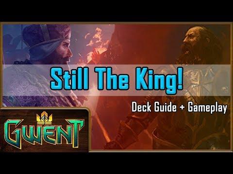 [GWENT] - Still The King! Vandergrift Villen Henselt