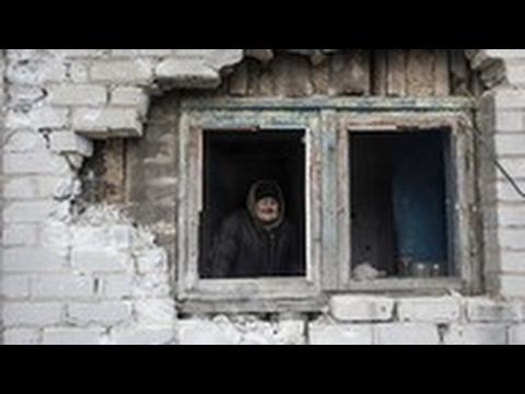 Rytų Ukrainoje žūsta vis daugiau civilių, Kijevas prašo pasaulio pagalbos