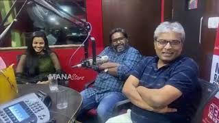 Brandy Dairies Movie Team At Red FM | MS Entertainments