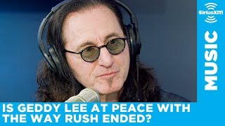 Geddy Lee discusses the way Rush ended
